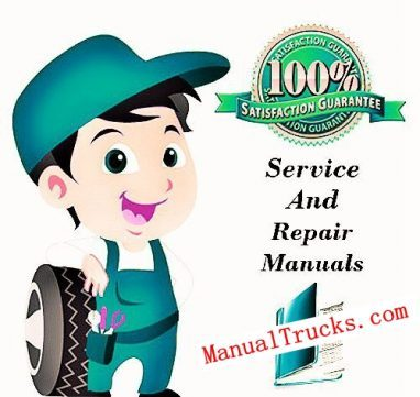 ZF Tractor Transmission ECCOM 1.5 Repair Manual